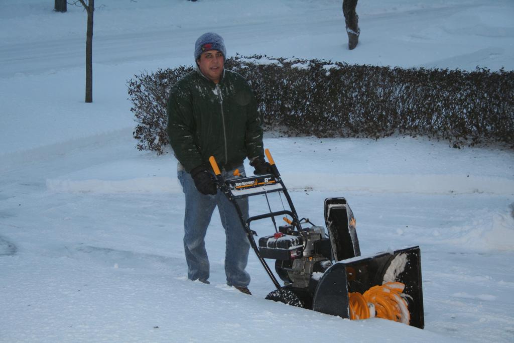 Snowblower 1 2007