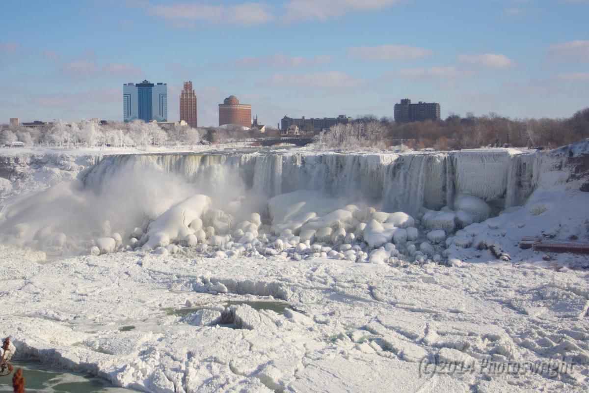 Frozen Niagara? (6)
