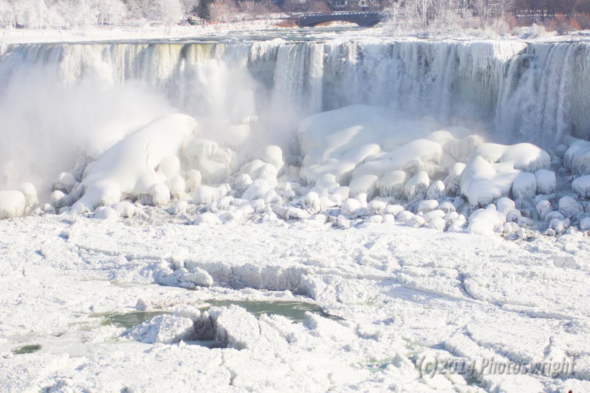 Frozen Niagara? (10)
